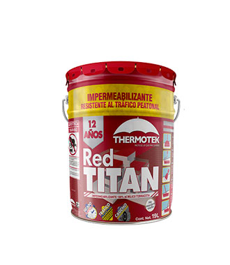 THERMOTEK® RED TITÁN